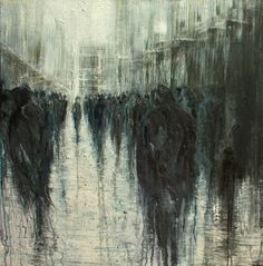 Passing Through | Lesley Oldaker | I would love to be able to create something like this