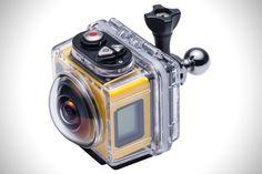 Super Exciting Kodak Pixpro SP360 Action Camera