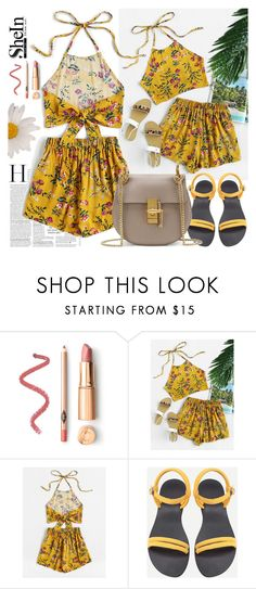 """SheIn"" by gaby-mil ❤ liked on Polyvore"