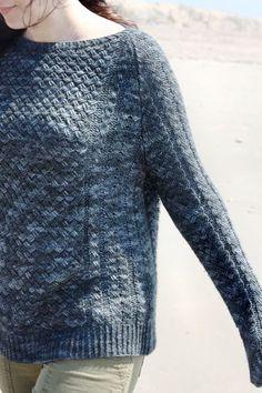 Jamestown Pullover : Knitty.com - First Fall 2015