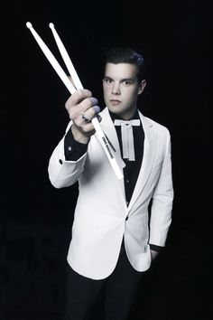 Chris Dangerous from The Hives