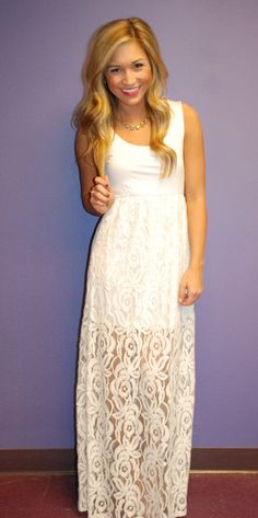 perfect summer dress....added this one to my closet. ..found it in barson