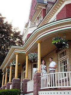 I want to go to The Old Rittenhouse Inn in Bayfield, Wisconsin!