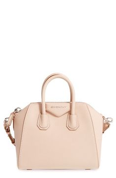 GIVENCHY  Mini Antigona  Sugar Leather Satchel.  givenchy  bags  shoulder  bags 9e23fdb812