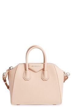 Givenchy Mini Antigona Sugar Leather Satchel Bags Shoulder