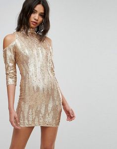 8535975c4c Find sequin dress at ShopStyle Canada. Shop the latest collection of sequin  dress from the most popular stores - all in one place.