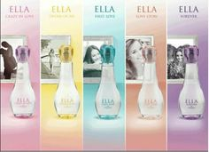 Perfumes - Ela