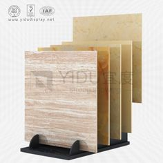 We are the biggest supplier of display rack for Xiamen Stone Fair on March. We not only produce display rack for marble,granite, mosaic,ceramic tile and hardwood flooring tile, but also do showroom and Fair booth design Produce Displays, Tile Showroom, Decorative Tile, Booth Design, Hardwood Floors, Laminate Flooring, Display Shelves, Tiles, Ceramics