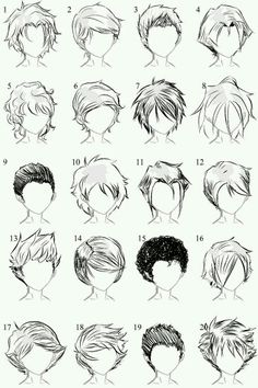 Awsome and easy way to draw hair