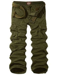 Match Men's Cargo Pants at Amazon Men's Clothing store: Casual Pants