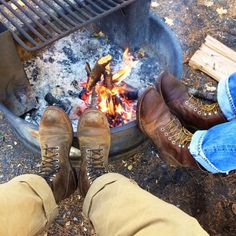 Picture looks cool. But its also probably cause Iron rangers do NOTHING for the winter cold lol. More of a fall boot. Red Wing Boots, Lace Up Boots, Jeans And Boots, Men Boots, Leather Men, Leather Boots, Adventure Boots, Red Wing Iron Ranger, Men's Shoes