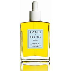 RODIN by Recine Luxury Hair Oil (300 MYR) ❤ liked on Polyvore featuring beauty products, haircare and rodin