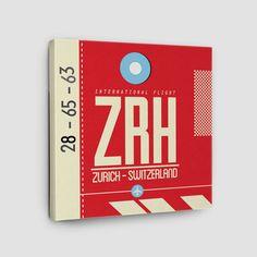 ZRH - Canvas