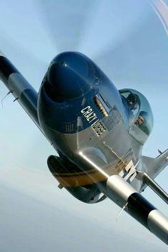 P-51 Mustang #warbird