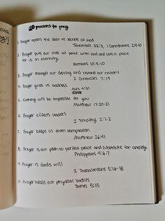 Prayer changes lives - part 2