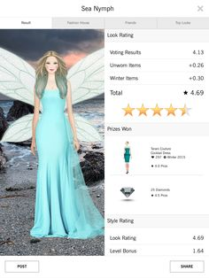 Covet Fashion 4.50+ rating