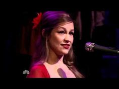 Joanna Newsom. The human vocal equivalant of totally controlled chaos.