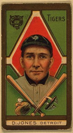 "Baseball card of David Jefferson ""Davy"" Jones I was hit in the head in hubbardston with that damn baseball bat babe Ruth's and he's acting as Jeff<3"