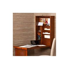 Found it at Wayfair - Alpine Fold-Out Convertible Writing Desk