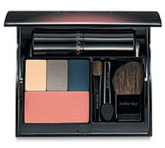 Mary kay compact- it's magnetic and you can customize what you put in it, any of…