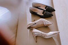 LULY PUMP IN GLITTER FABRIC - Shoes Woman - Alberto Guardiani