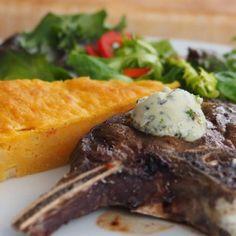 Takk til hogstflata - Kirsten Winge Mashed Potatoes, Meat, Ethnic Recipes, Desserts, Food, Crickets, Beef, Meal, Deserts