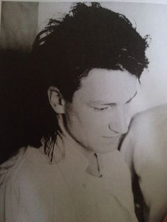 """""""And don't let the bastards grind you down"""" Achtu2ggg // Tumblr #U2 #theman #Bono"""