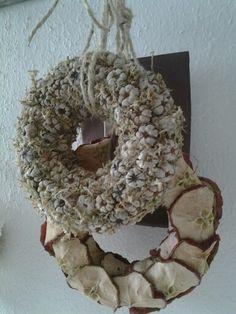 Kransen -  Garlic wreath