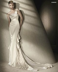 MORE INFO: Pronovias San Patrick Bridal Gown RUMOR