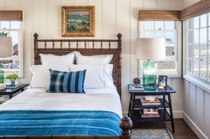 Beach Style Bedroom by Clark Collins - Collins Design & Development
