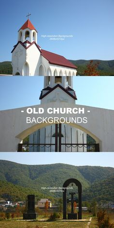 Old Church Backgrounds. Textures. $10.00