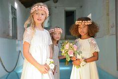 Les petits Inclassables - Vêtements de cérémonie pour enfants | Crédits: Les petits Inclassables | Donne-moi ta main - Blog mariage