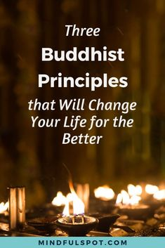 Buddhist Principles that Will Change Your Life for the Better Learn more about Buddhist principles, Buddhist beliefs, and Buddhist teaching on happiness, impermanence, and self with Buddhist quotes. Buddhism for beginners. Buddhism For Beginners, Mindfulness For Beginners, Meditation For Beginners, Meditation Techniques, Mindfulness Techniques, Buddhist Meditation, Buddha Buddhism, Daily Meditation, Meditation Music
