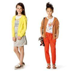 Mode fille - Nouvelle collection Catimini printemps été 2016