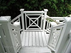 Another possibility for the front patio.