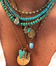 Dominique And Mango ( Cute Jewelry, Boho Jewelry, Jewelry Art, Jewelery, Jewelry Necklaces, Handmade Jewelry, Fashion Jewelry, Trendy Jewelry, Summer Jewelry