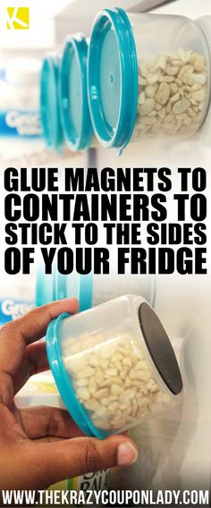 13 Life-Changing Fridge and Freezer Hacks | Use these organization tips to give your fridge and freezer a makeover!