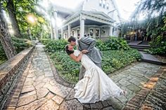 Estate setting offered as an intriguing and distinctive alternative to conventional wedding venues. Intimate, romantic, enveloped by lush gardens, fountains and lawns, this early 1800's Greek Revival Manor has been impeccably restored to its original...