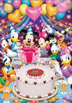 Happy birthday to Jesus !in advance . Disney Happy Birthday Images, Disney Birthday Wishes, Birthday Images For Her, Disney World Birthday, Happy Birthday Greetings Friends, Birthday Party Planner, Happy Birthday Kids, Happy Birthday Celebration, Happy Birthday Flower