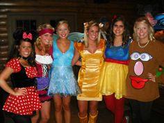 Disney for Childhood Favorites mixer