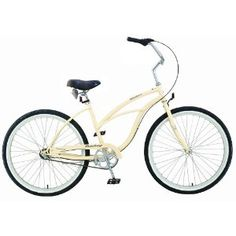 a future gift for meee? a 3-spd urban lady bike with balloon tires and room for a basket!