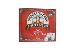 Newman& OwnOrganics Royal Tea, Organic Black Tea, 100 Individually Wrapped Tea Bags, Boxes (Pack of *** Details can be found by clicking on the image. Organic Loose Leaf Tea, Organic Green Tea, Black Tea Brands, Twinings Tea, Pearl Tea, Royal Tea, Brewing Tea, Tea Blends