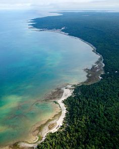 Beaver Island, Michigan...I want to go back, but this time not for a class.