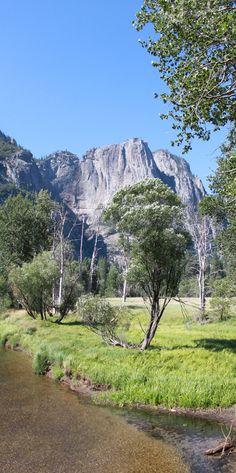 Yosemite Park (Californie, USA)