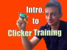 ▶ An Introduction to Clicker Training From Zak George - YouTube