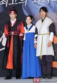 Dr. Jin Press Conference - Jaejoong, Park Min Young & Song Seung Heon