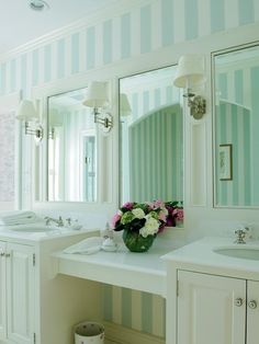 English-country Bathrooms from Leta Austin Foster on HGTV