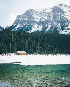 Lake Louis, Banff National Park by timjames.miller via Instagram #karmafinds #travel #Canada