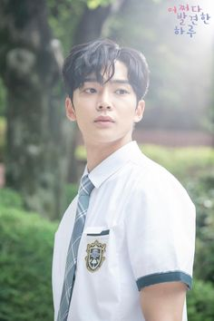 rowoon — a day found by chance stills Korean Male Actors, Korean Celebrities, Korean Men, Asian Actors, Hot Korean Guys, Mbc Drama, Kim Sang, K Wallpaper, Fnc Entertainment
