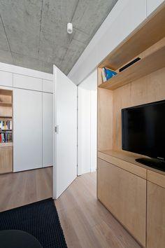 Apartamento em Vilnius / Normundas Vilkas